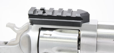 Mini Scope Mount For RUGER Revolvers