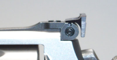 S&W rear sight blade
